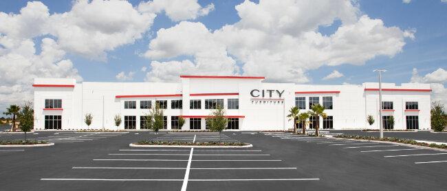 City Furniture Sets Sights On Tampa, Value City Furniture Distribution Center