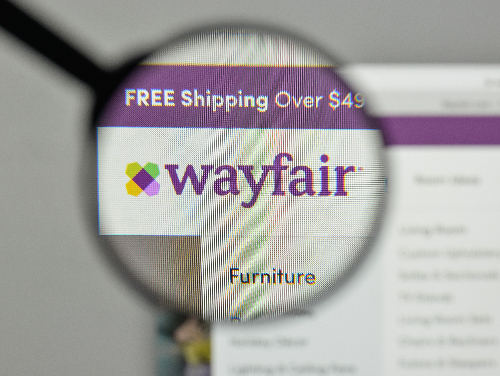 Wayfair plans to test stores again