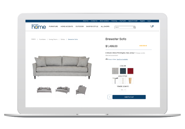 Special order products now saleable on STORIS eCommerce Solutions