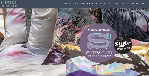 High Point Market Style Report debuts 19 trends for summer/fall 2021