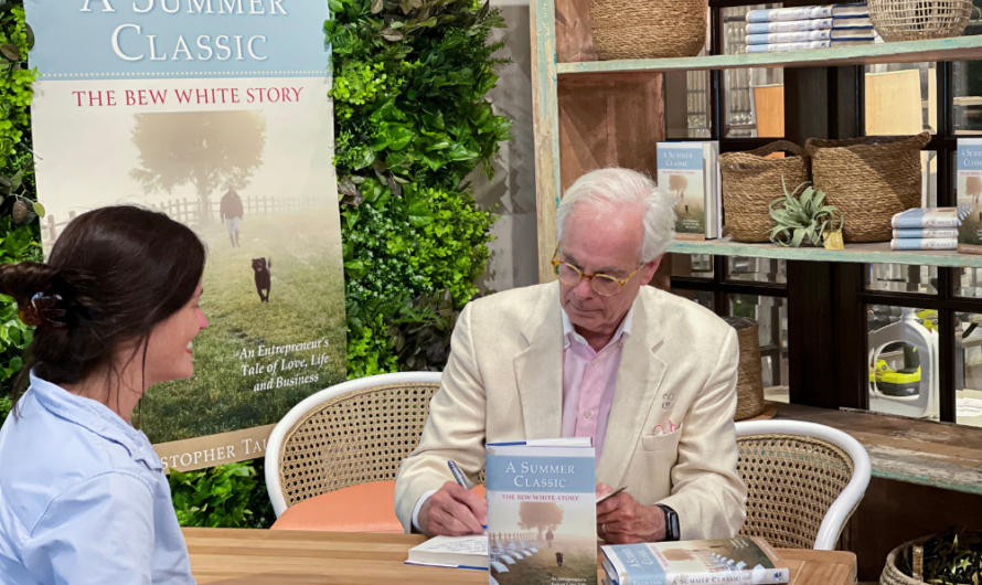New biography about Bew White examines  Summer Classics founder's life, business