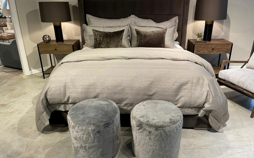 Spectra Home launches new fully upholstered beds in Christina @ HOME